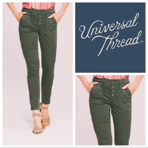 Universal Thread high rise utility skinny jeans 2